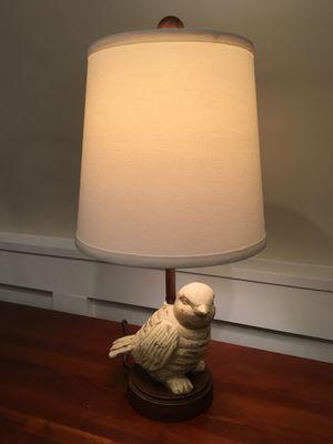 Decorative Accent Bird Lamp - Distressed for Sale in Midlothian, VA