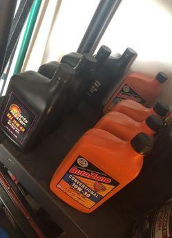Motor oil Thumbnail