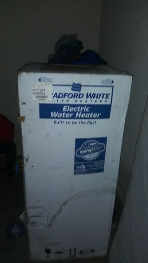Bradford hot water heater for Sale in Decatur, GA