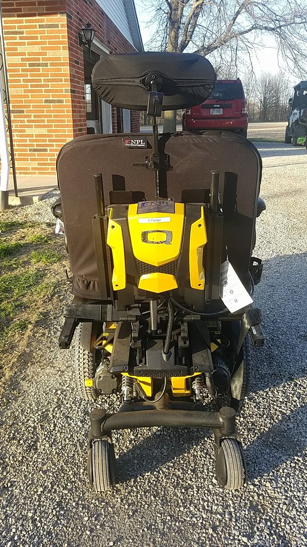 Electric wheelchair for Sale in Collins, OH - OfferUp