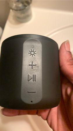 "BlackWeb Bluetooth Speaker ""on rocks literally"" Thumbnail"