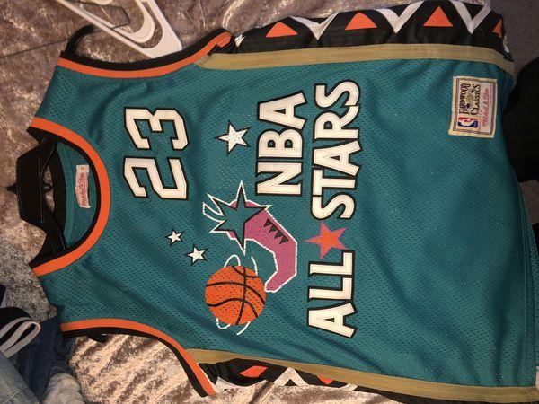 on sale 332f1 cf67a Jordan all star jersey for Sale in Philadelphia, PA - OfferUp