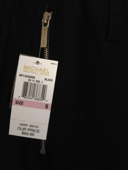 Michael Kors Black Pant Thumbnail