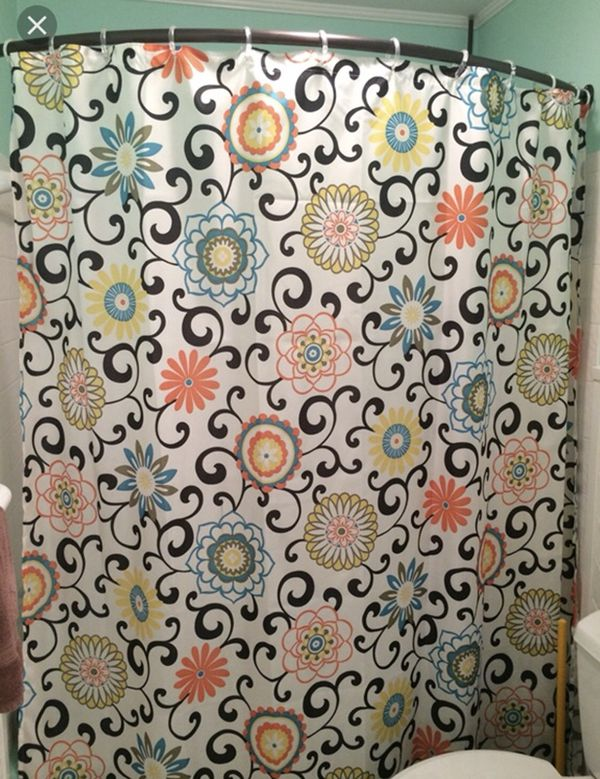 WAVERLY SHOWER CURTAIN For Sale In Austin TX