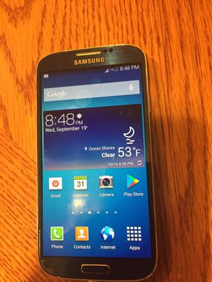 Galaxy s4 T-Mobile for Sale in Joint Base Lewis-McChord, WA