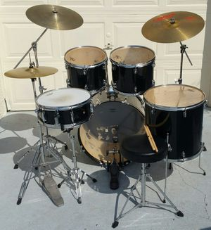 Gretsch Complete Drum Set for Sale in Orlando, FL