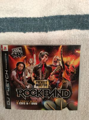Rockband cd dvd Music Videos for Sale in San Francisco, CA