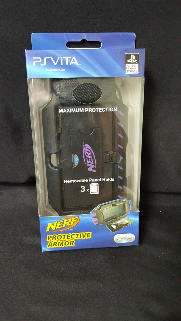 Pdp Psvita Nerf Armor Purple For Sale In Corona Ca Offerup