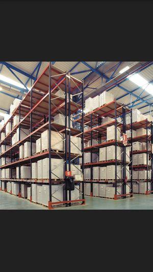Heavy Duty Warehouse Pallet Racking for Sale in Orlando, FL