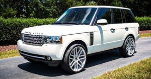 Photo 2008 Range Rover HSE Good tires and Rims