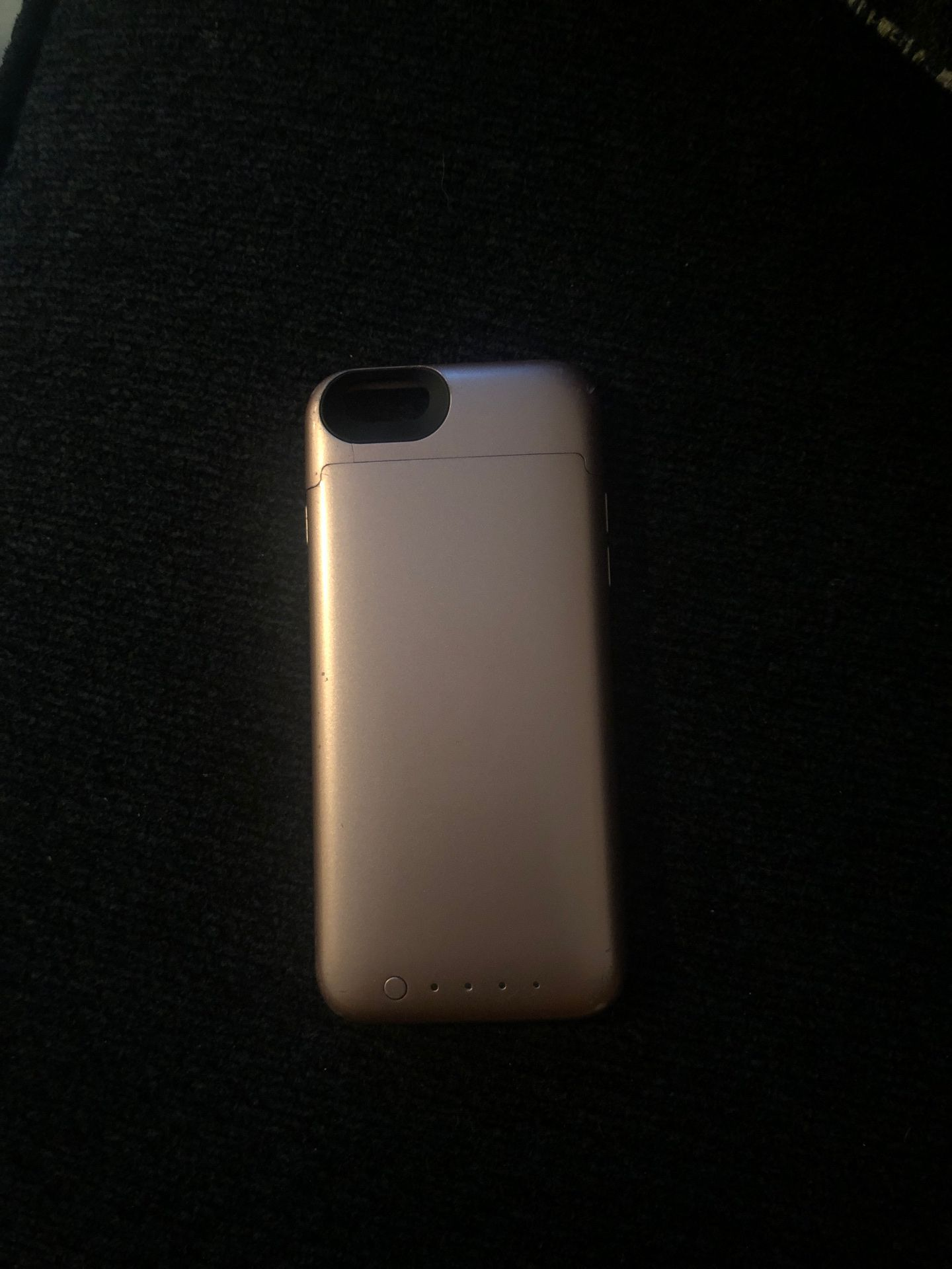 iphone 6 mophie case rose gold color