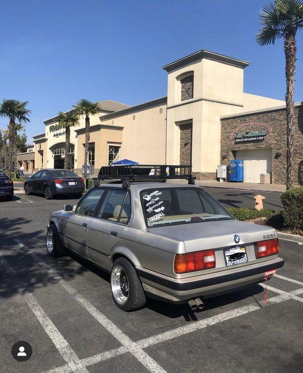 BMW E30 *1990 325i* (Trades Only) For Sale In Modesto, CA