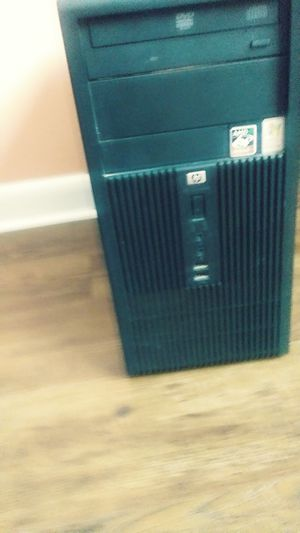 Hp computer tower for Sale in Orlando, FL