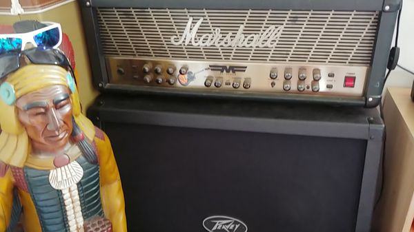 Amplifier,Tube hybrid, 350 watts RMS, Guitar,MARSHALL****Mode Four for Sale  in Auburn, WA - OfferUp