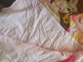 Princess Sleeping bag Thumbnail