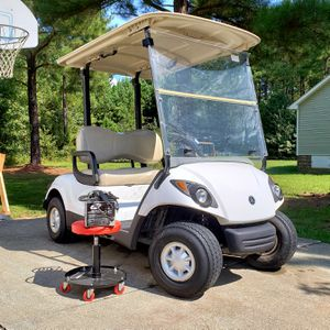 Like New Yamaha Drive 48V Electric Golf Cart in Immaculate Condition!! for Sale in Cary, NC