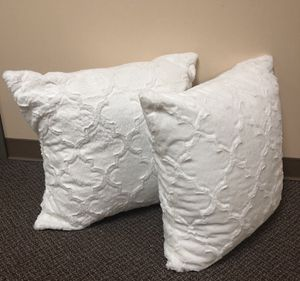 Super Soft Euro Pillows for Sale in Cleveland, OH