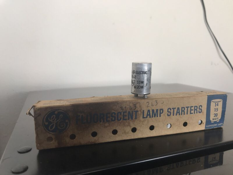 Fluorescent Lamp Starters ( 3 )