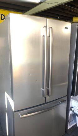 Kenmore 3 doors Stainlees steel $450. Apartament sizes Thumbnail
