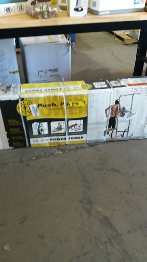 GOLD'S GYM XR 10.9 Power Tower for Sale in Phoenix, AZ