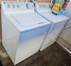 Photo GE Gas Washer/Dryer Set $400