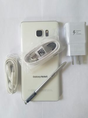 Samsung Galaxy Note 5 , 32GB , Unlocked . Excellent condition ( as like New ) for Sale in Fort Belvoir, VA