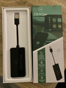 CPLAY2air Wireless CarPlay Adapter  Thumbnail