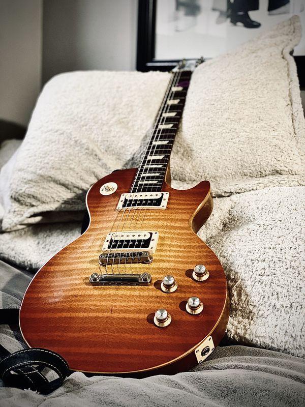 Gibson Les Paul (Slash pickups) for Sale in Hawaiian