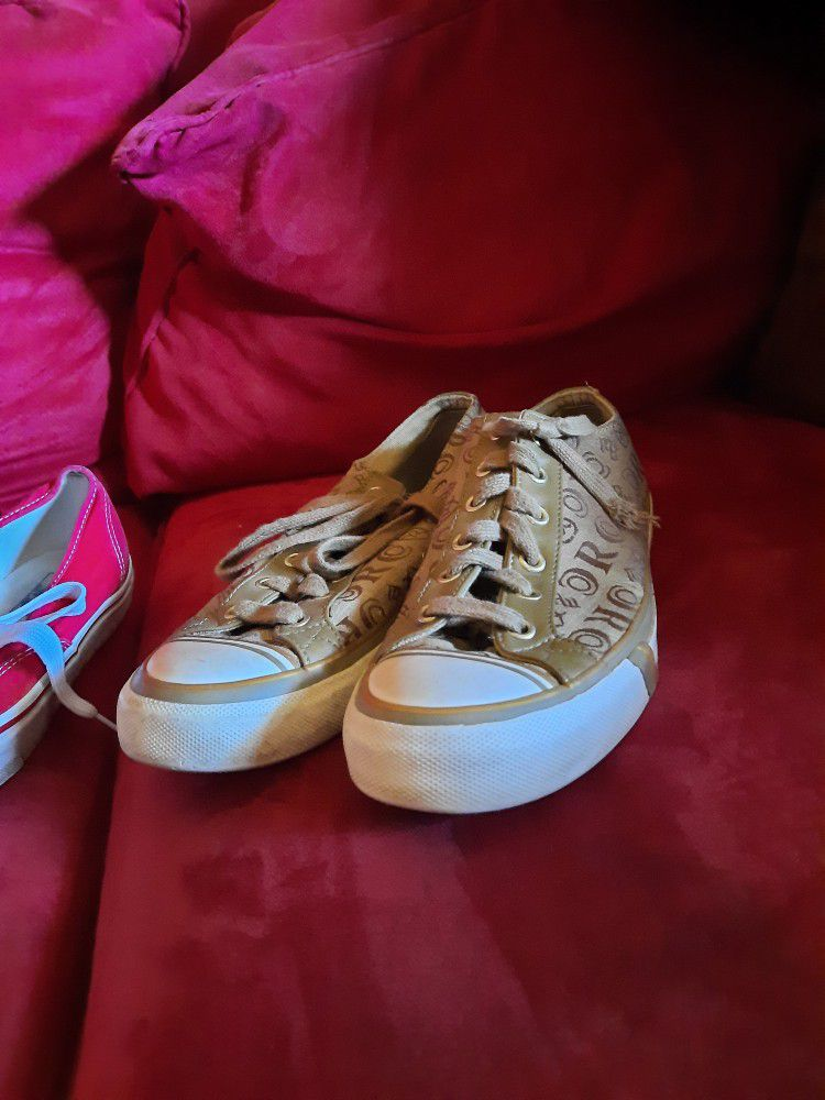 For Sale ladies tennis shoes $10 Each