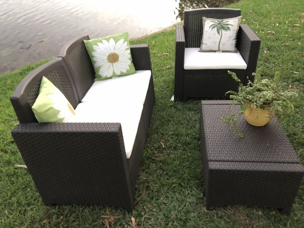 Italian Outdoor Patio Furniture In Its, Patio Furniture Boynton Beach Fl