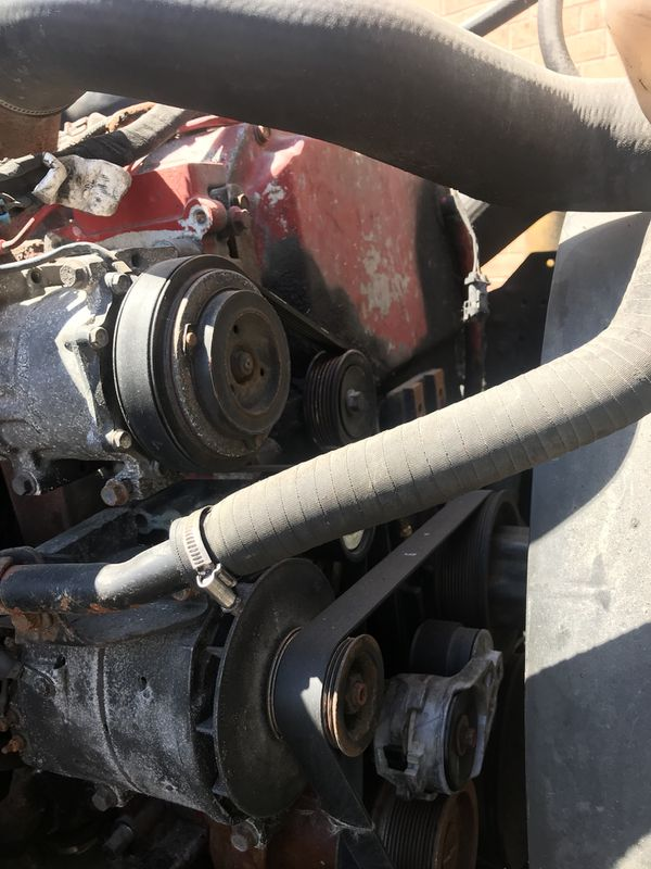 Mins Isx Engine 2007 Without Turbo Volvo Semi Truck