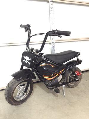 Black Electric Minibike for Sale in Phoenix, AZ