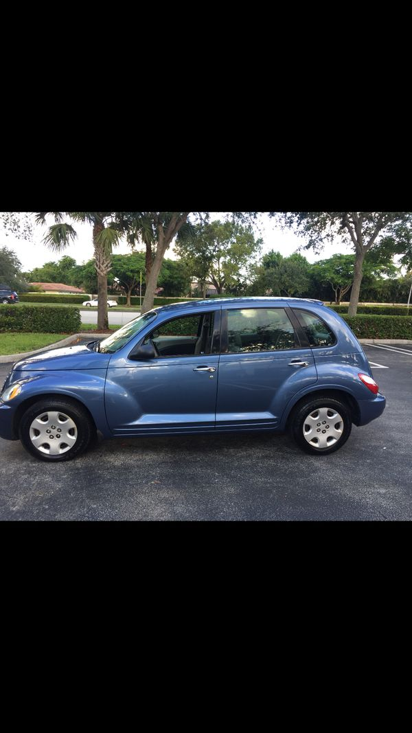 2007 Chrysler Pt Cruiser Cold A C New Tires Brakes Battery 109 000 Miles For In Tamarac Fl Offerup