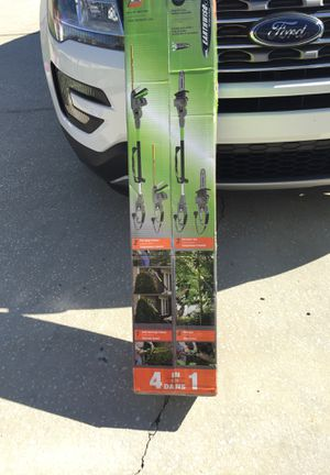 EARTHWISE 4in1 multi tool for Sale in Davenport, FL