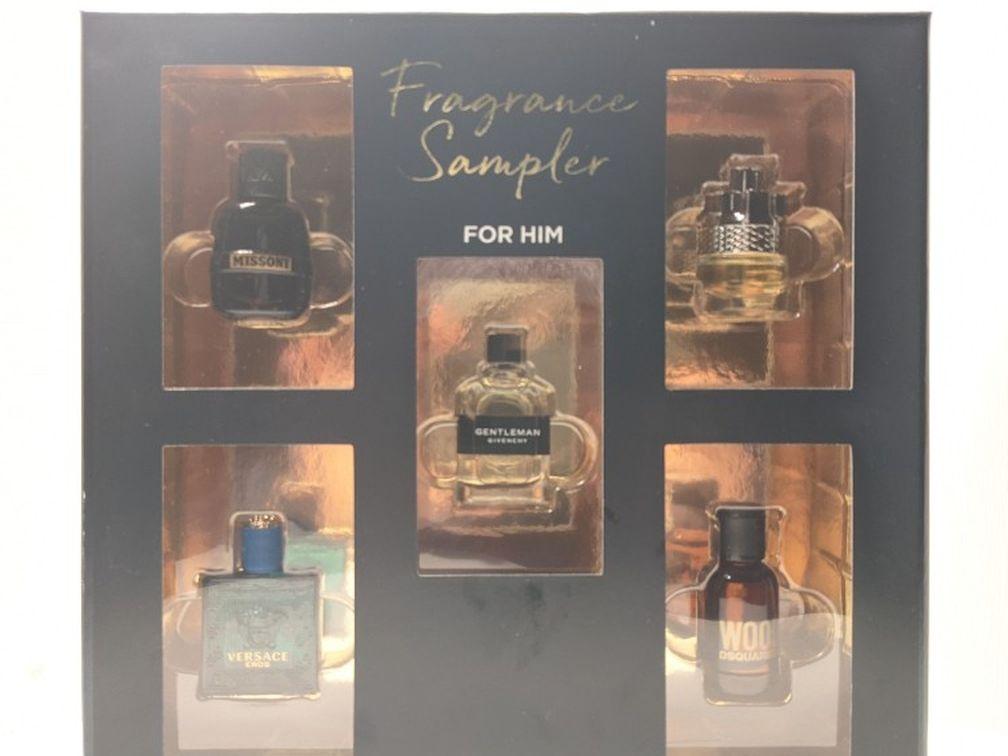 Fragrance Sampler