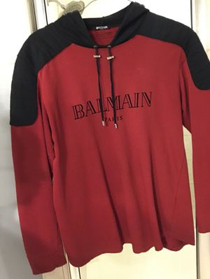 Balmain hoody size L for Sale in Decatur, GA