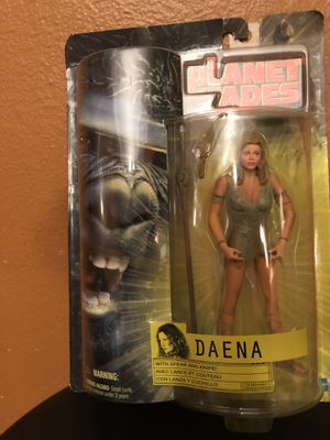 Planet of the apes Daena action figure for Sale in Kissimmee, FL