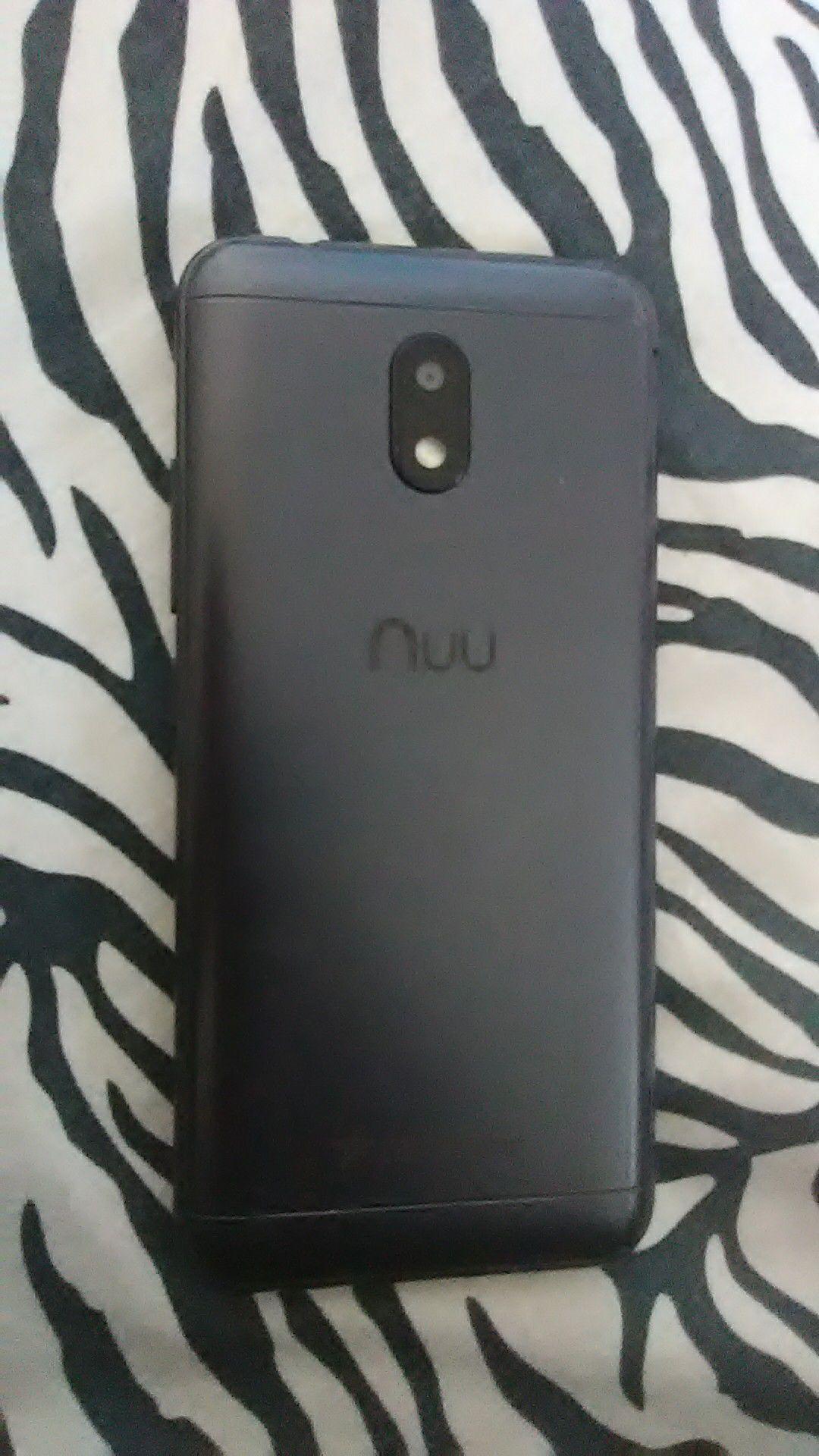 Nuu 6 Us Cellular unlocked