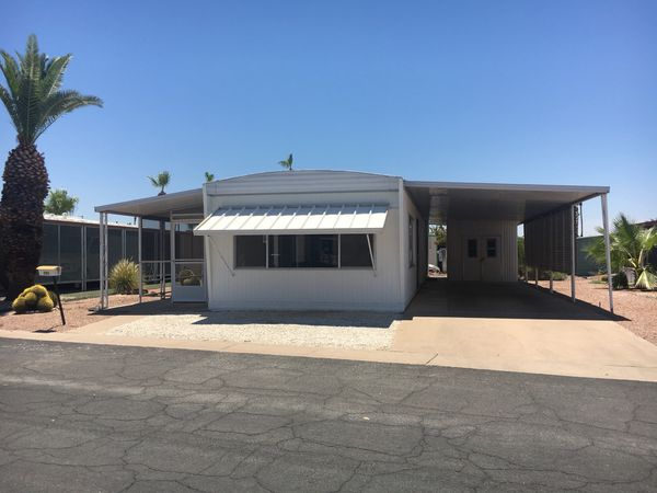 Mesa Mobile Home 55 2 Bed 1 Bath Rent To Own For Sale In Mesa Az