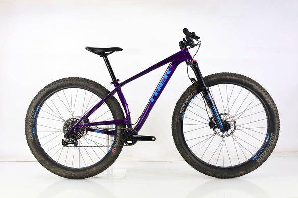 "b3b000c3fd9 Trek Stache 7 Plus size hardtail mountain bike size 17.5"" for Sale ..."