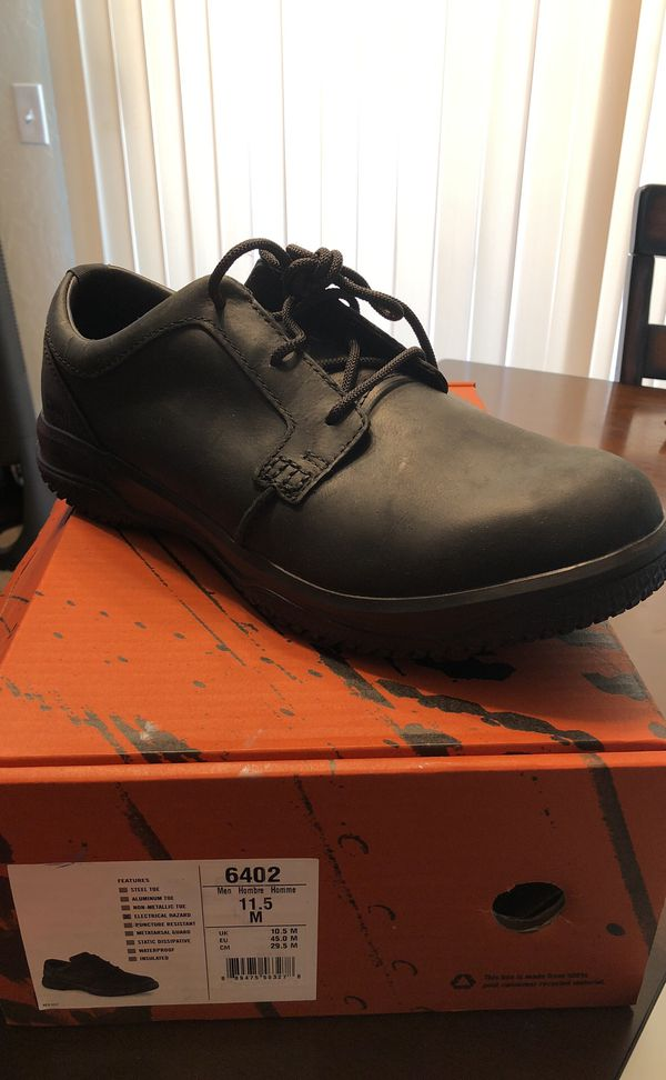 e38746ffd7d Red Wing Worx Oxford Black for Sale in Las Vegas, NV - OfferUp