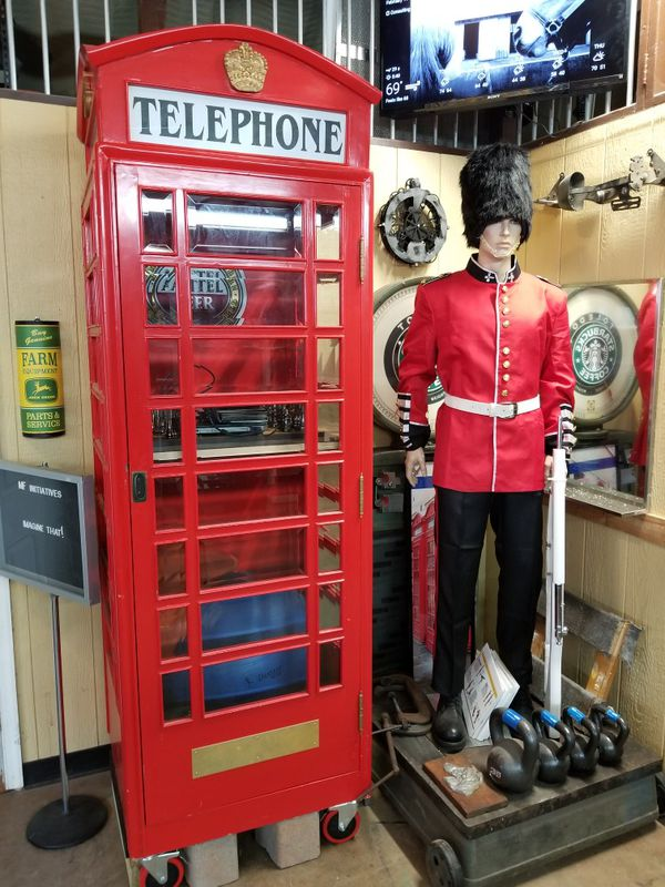 British Phone Booth for Sale in East Bridgewater, MA - OfferUp