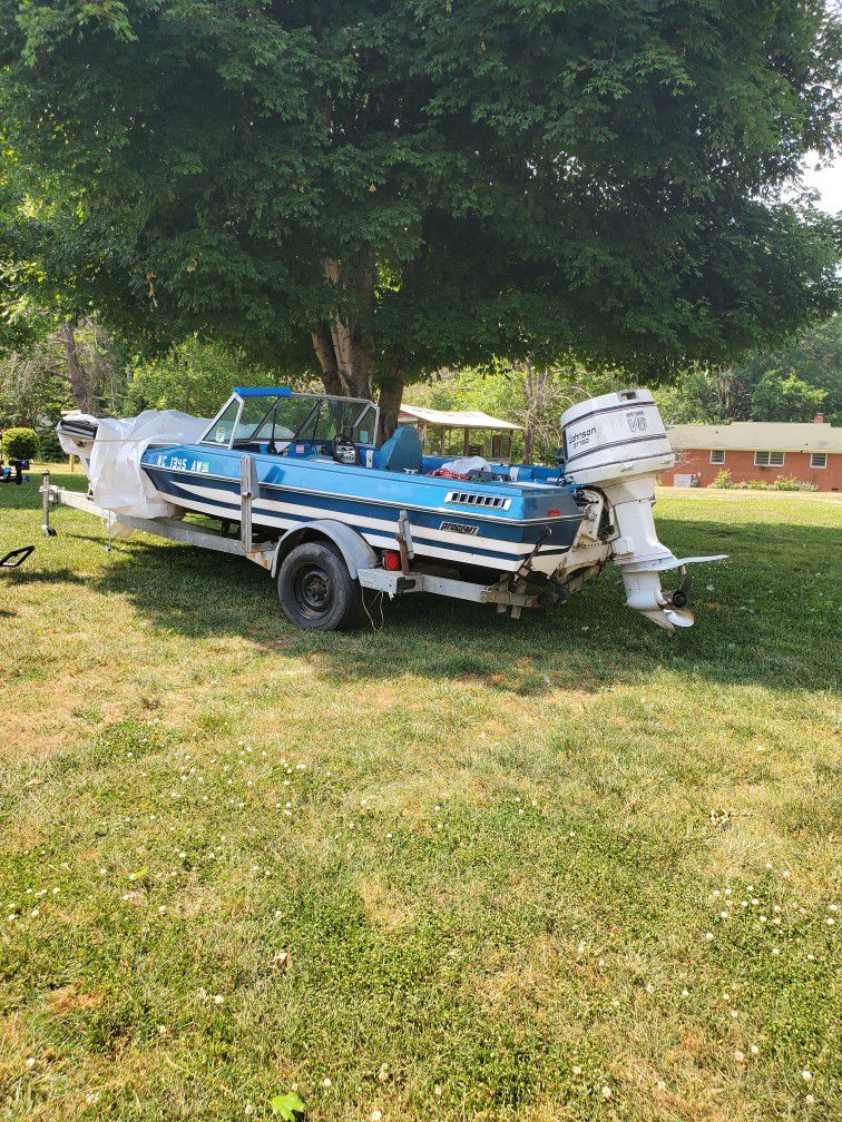 Photo Procraft Boat For Sale 18 Foot