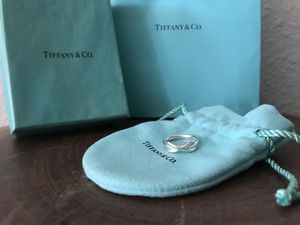 Tiffany and Co. Infinity Ring for Sale in Deltona, FL
