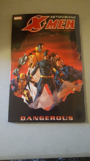 The Astonishing X-Men: Dangerous by Whedon and Cassaday for Sale in Lake Forest, CA