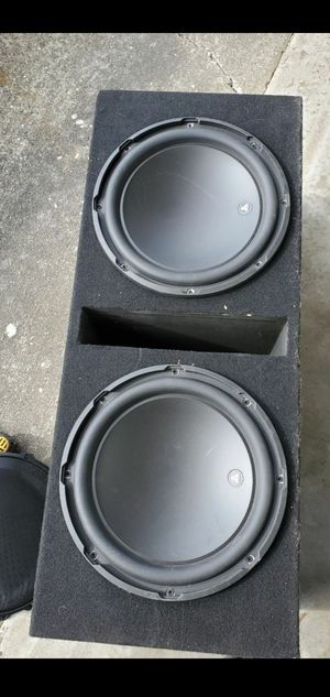 Photo 2 12. jl audio w3 $450