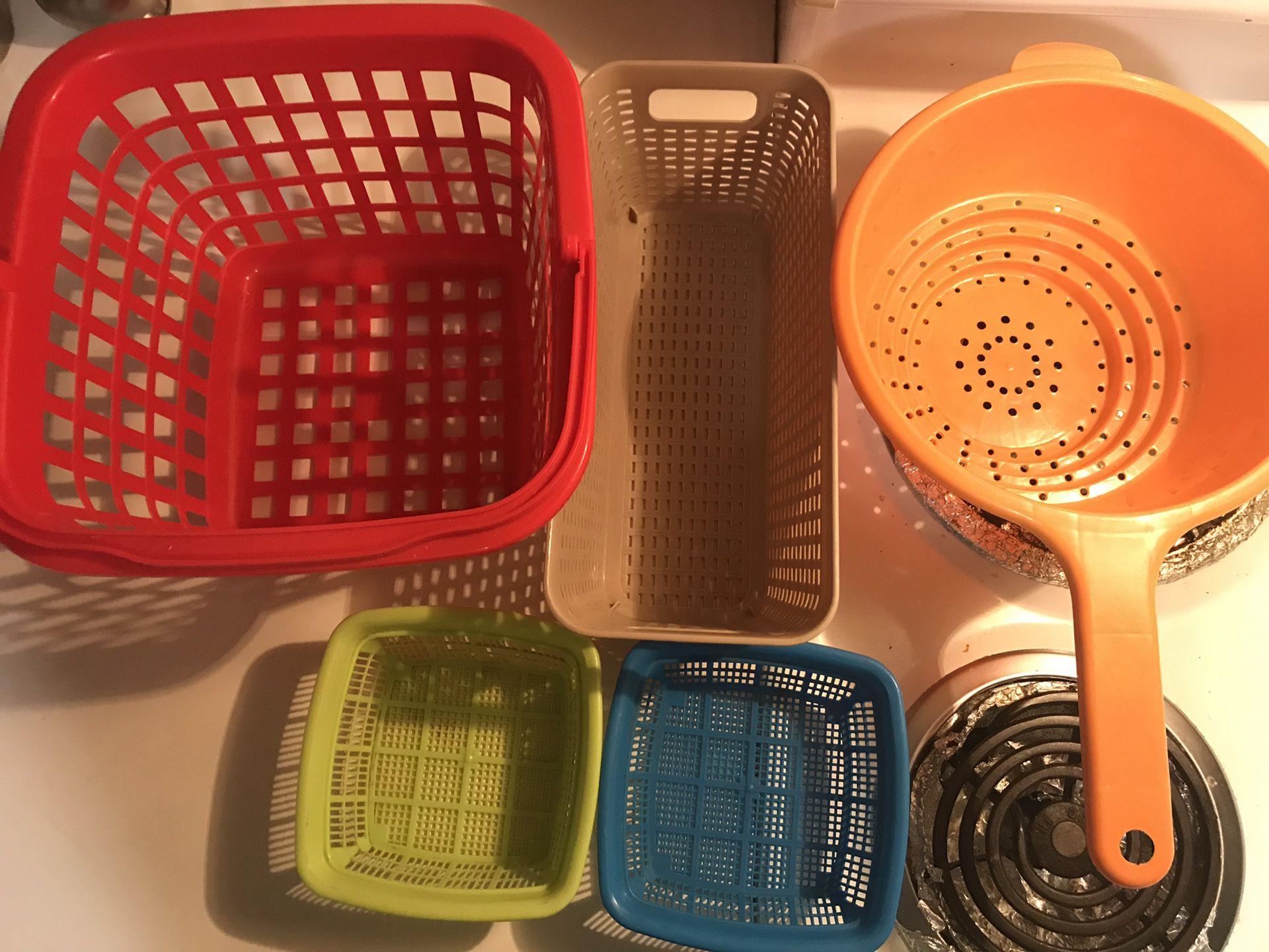 Drainer and Vagetable Basket