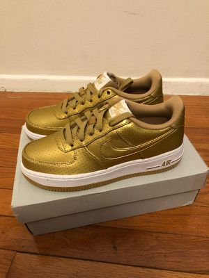 Nike air force low shoes gradeschool sz4.5 for Sale in Silver Spring, MD