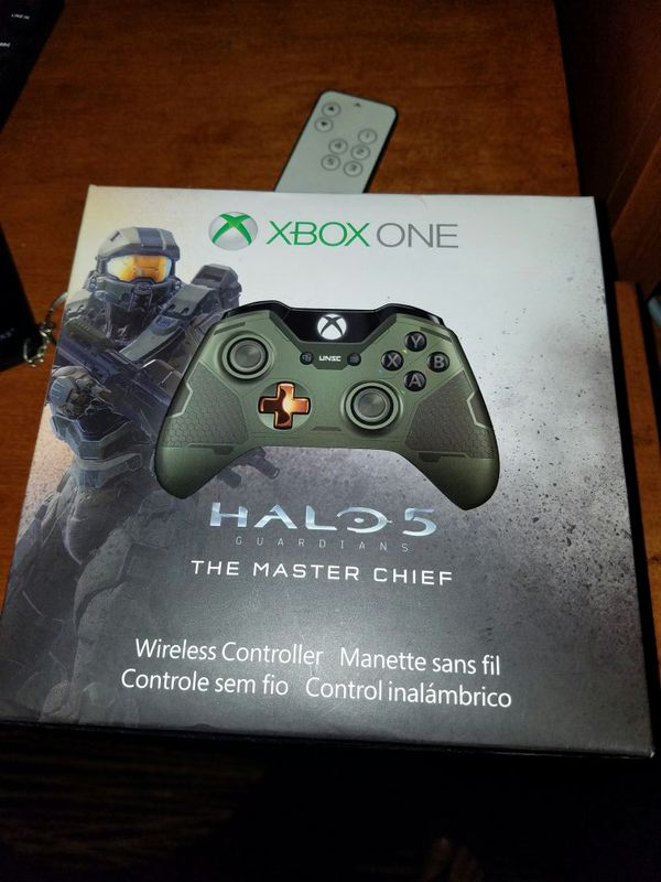 Halo 5 Master Chief Controller New For Sale In New Britain