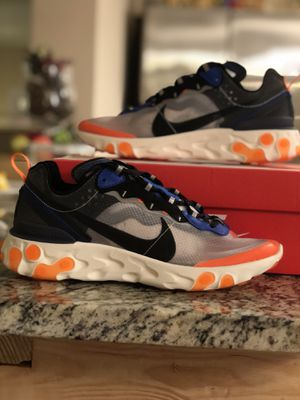 Nike Element React. Size 8 for Sale in Annandale, VA